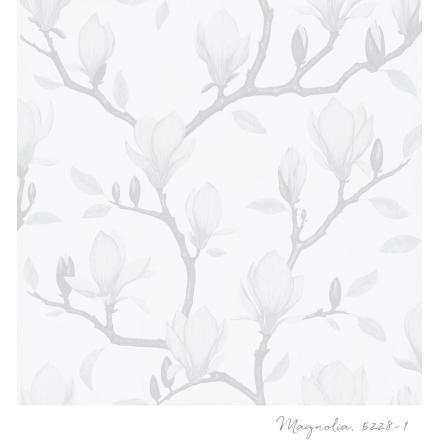 Tapet Tapetstudion Blomstertiden Magnolia 5228-1