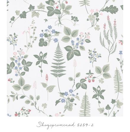 Tapet Tapetstudion Skogslyckan Skogspromenad 5259-2