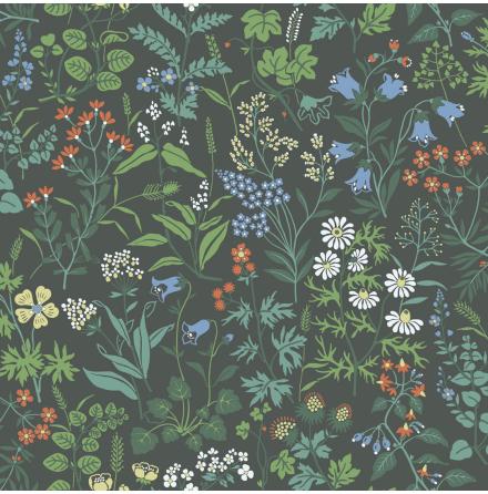 Tapet Boråstapeter Jubileum Flora 5474