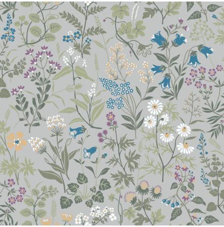 Tapet Boråstapeter Jubileum Flora 5476