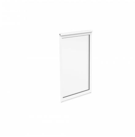 Fast Fönsterparti Hörn Halle Fritid Primo Enkelglas Vit