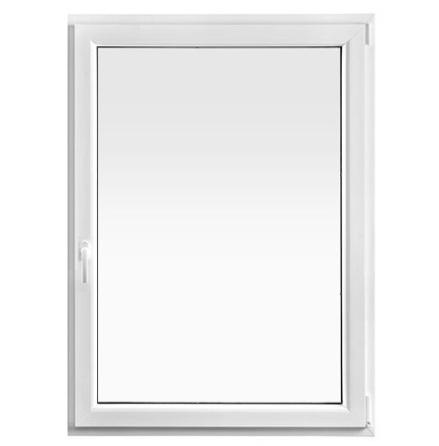 SIDOHÄNGT DREH+KIPP DRUTEX IGLO 5 CLASSIC 2-GLAS PVC VIT