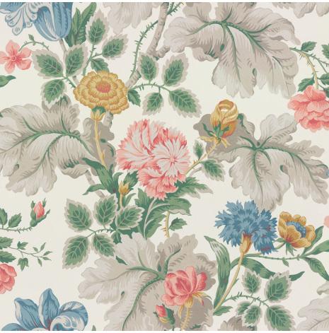Tapet Boråstapeter In Bloom Carnation Garden 7235
