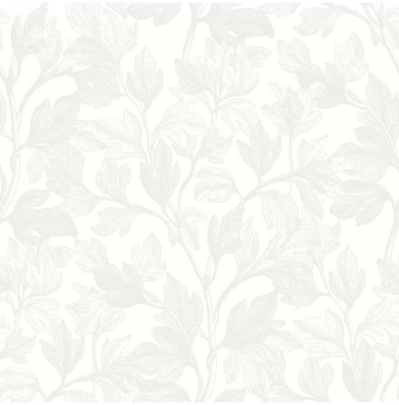 Tapet Engblad & Co White & Light Fig 7167