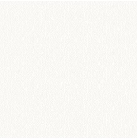 Tapet Engblad & Co White & Light Leaf 7179