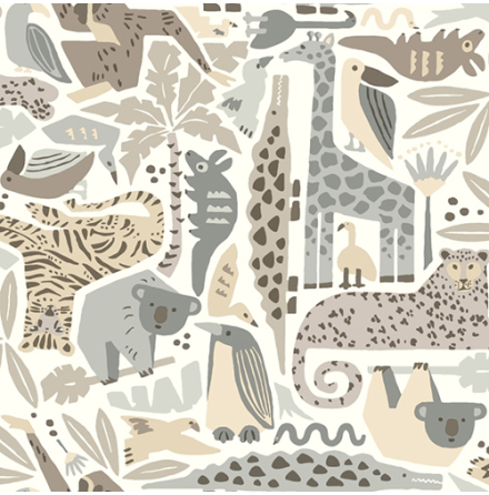 Tapet York Wallcoverings Dwell Studio Baby & Kids DW2302