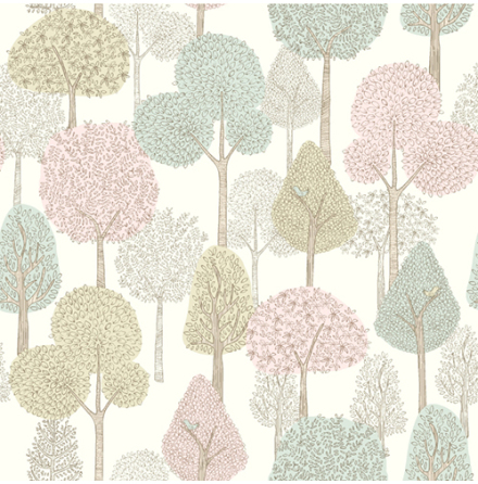 Tapet York Wallcoverings Dwell Studio Baby & Kids DW2401