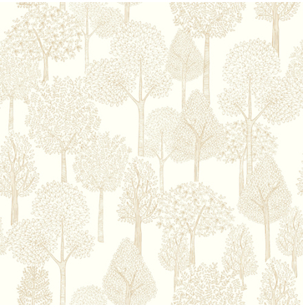 Tapet York Wallcoverings Dwell Studio Baby & Kids DW2405