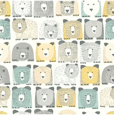 Tapet York Wallcoverings Dwell Studio Baby & Kids DW2430