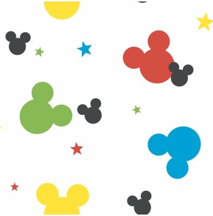 Tapet York Wallcoverings Disney Kids III DY0208
