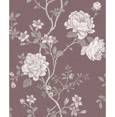 Tapet Galerie Vintage Roses G45304