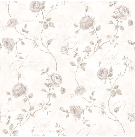 Tapet Galerie Vintage Roses G45325