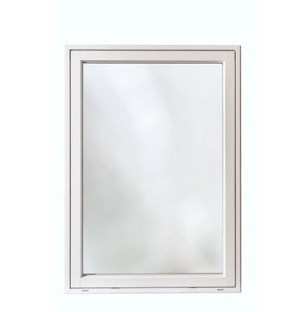 VRIDFÖNSTER WESTCOAST WINDOWS ANTIK 3-GLAS VIT ALU